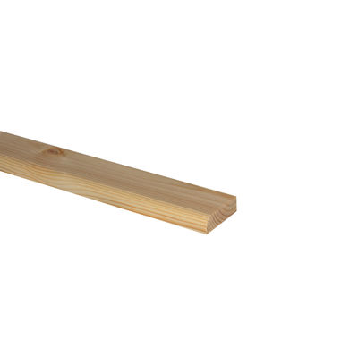 Pencil Round Architrave 2inch (44mm x 15mm)