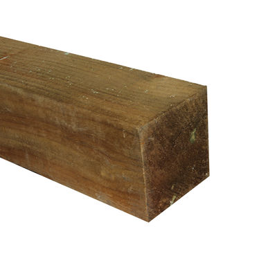 Tanalised Fencing Timber Post 4x4 (100mm x 100mm)