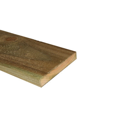 Tanalised Fencing Board 6x1 (150mm x 22mm)