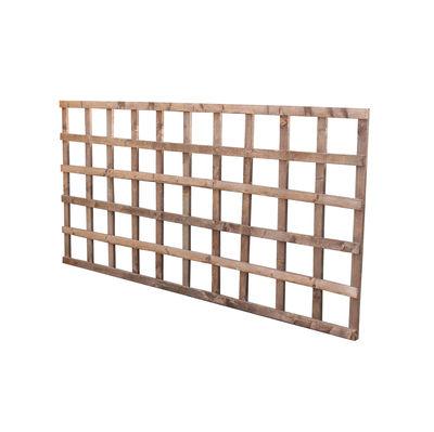Treated Trellis Panel 6x3 (1830mm x 915mm)