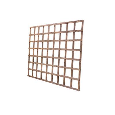 Treated Trellis Panel 6x5 (1830mm x 1525mm)