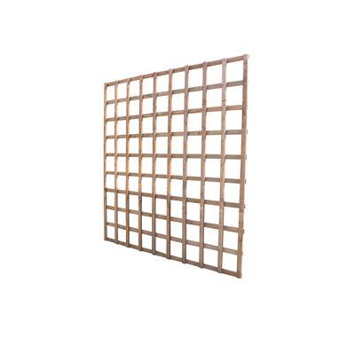 Treated Trellis Panel 6x6 (1830mm x 1830mm)