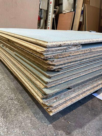 (SECONDS) Loft Boards Flooring T&G Moisture Resistant 7/8inch (22mm)