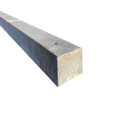 Concrete Holed Post (7ft 9inch)