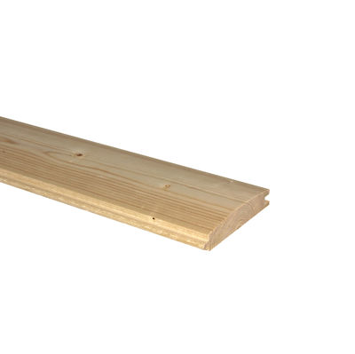 Loglap cladding 4x1 (95mm x 18mm)