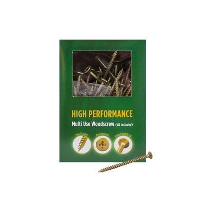 High Preformance Super Drive Woodscrew Guage 4.0