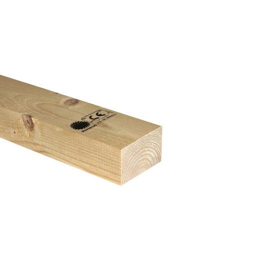 Kiln Dried C16 Scant 3x2 (70mm x 45mm)